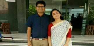 Aditi Patel O P Choudhary wife